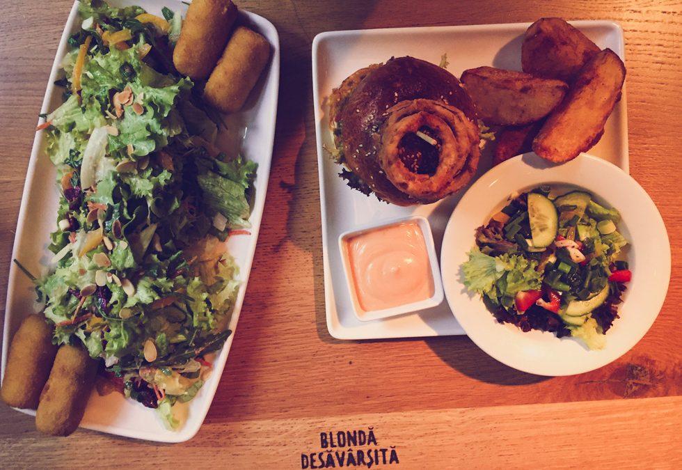 Weekend lunch combo: Energiea and Origo